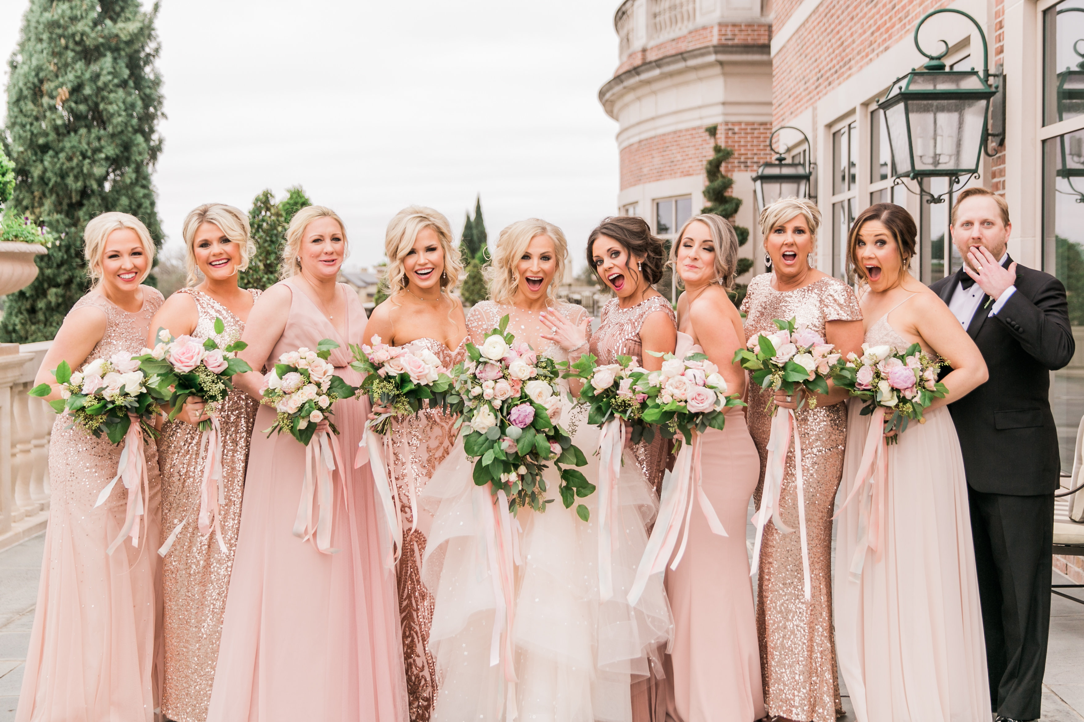 How to choose your bridesmaids bridal party randa carrabba to my loving bridal party my moh bridesmaids brides gentleman house party and even my adorable flower girl thank you all for being so loving and ombrellifo Images